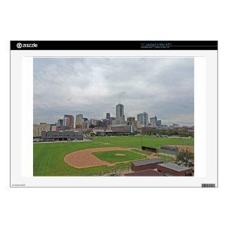 Denver Skyline Laptop Decals