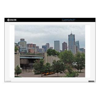 Denver Skyline Laptop Skins