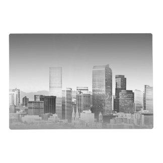 Denver Skyline Placemat