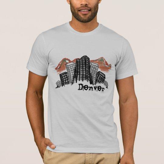 Denver Skyline shirt