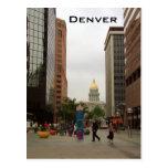 Denver Tarjeta Postal