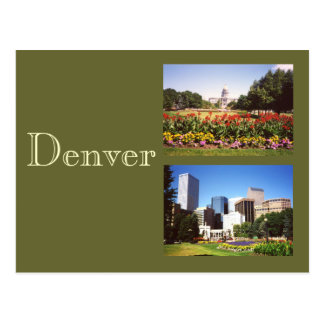 Denver Tarjetas Postales