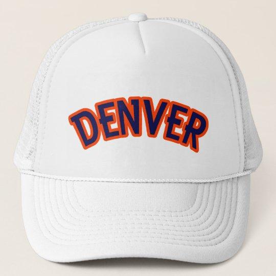 Denver Trucker Hat