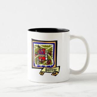 Denver Two-Tone Coffee Mug