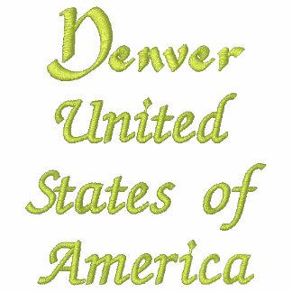 Denver United States of America Polo Shirt