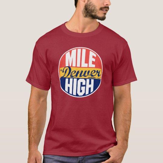 Denver Vintage Label T-Shirt