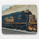 Denver y Rio Grande occidentales, EMD SD-50 Tapete De Raton