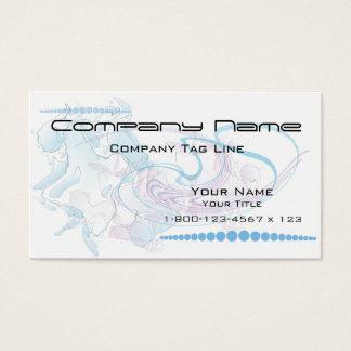 Denyer Designs Business Cards