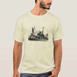 Denys de Montfort Poulpe Colossal / Squid T-Shirt