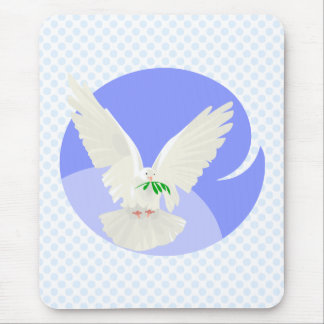 Denzell Dove Mouse Pad