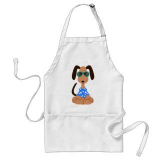 deojee-aloha adult apron