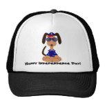 Deojee-Patriotic Hat