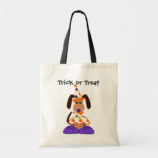 Deojee Trick or Treat Candy Bag