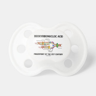 Deoxyribonucleic Acid Fingerprint Of 21st Century Pacifier