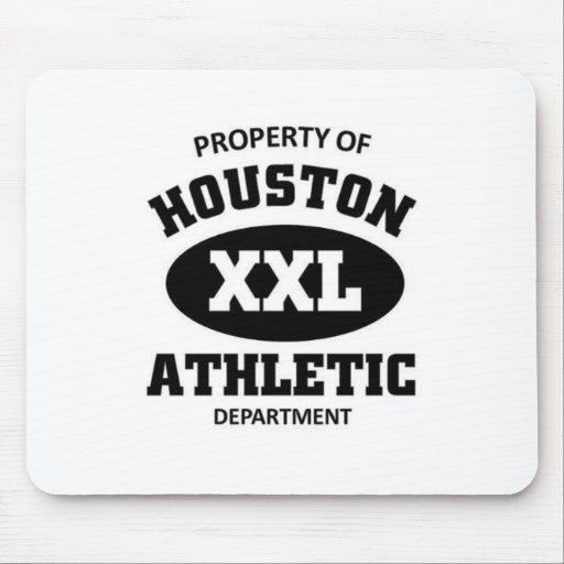 Departamento atlético de Houston Tapete De Raton