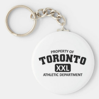 Departamento atlético de Toronto Llavero