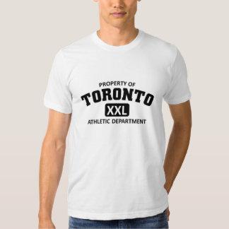 Departamento atlético de Toronto Remera