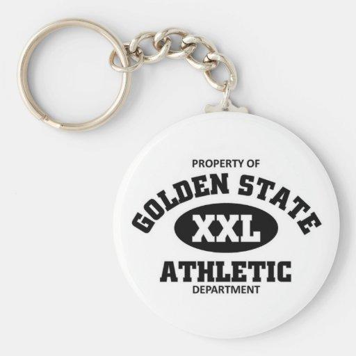 Departamento atlético del Golden State Llaveros