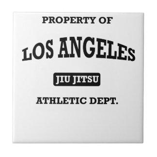 Departamento atlético Jiu Jitsu de Los Ángeles Tejas
