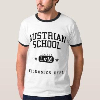 Departamento austríaco de la economía de la playeras