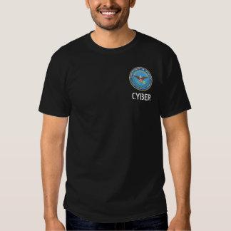 Departamento de Defensa - camiseta contraria del Playera