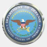 Departamento de Defensa de Estados Unidos (Paquete Pegatina