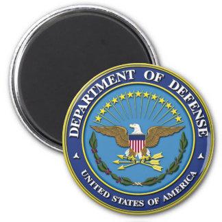 Departamento de Defensa Imán Redondo 5 Cm