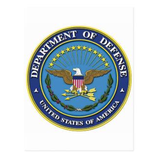Departamento de Defensa Tarjetas Postales