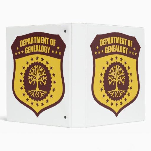 """Departamento de genealogía carpeta 1"""""""