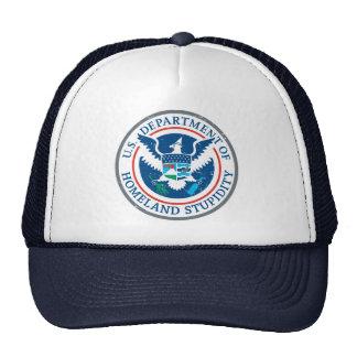 Departamento de gorra de la estupidez de la patria