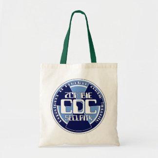Departamento de la CDC de seguridad del zombi de l Bolsa Tela Barata
