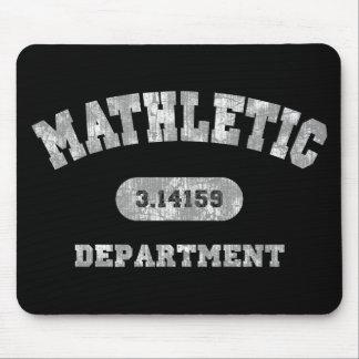 Departamento de Mathletic Mouse Pads
