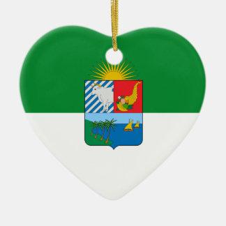 Departamento de Sucre, bandera de China Ornamentos De Navidad