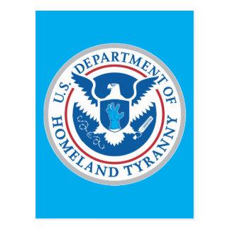 Departamento de tiranía de la patria postal