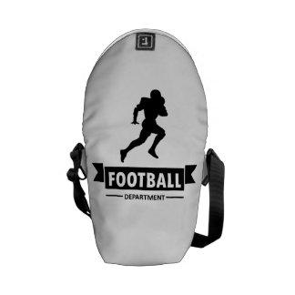 Departamento del fútbol bolsa de mensajeria