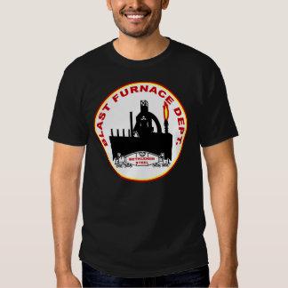 Departamento del horno de Bethlehem Steel Camisas