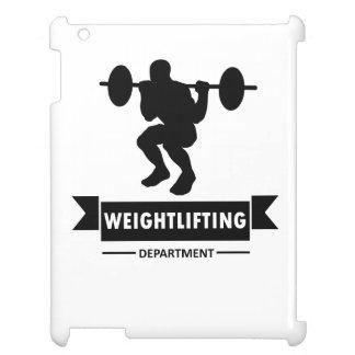 Departamento del levantamiento de pesas