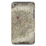 Departamento Del Sena y Oise iPod Touch Case-Mate Coberturas
