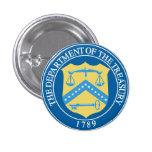 Departamento del Tesoro Pins