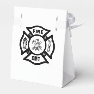 Departamento EMT del fuego Cajas Para Regalos De Boda