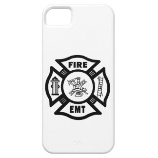 Departamento EMT del fuego iPhone 5 Fundas