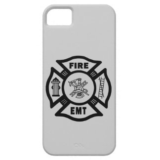 Departamento EMT del fuego Funda Para iPhone 5 Barely There
