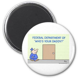 ¿Departamento federal de quién es su papá Iman De Nevera