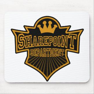 Departamento Mousepad de SharePoint Tapete De Raton