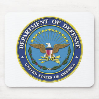 Department of Defense Mouse Pad