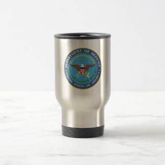 Department Of Defense - USA Travel Mug