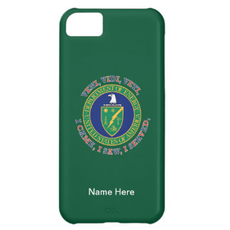 Department of Energy DOE VVV Shield Cover For iPhone 5C