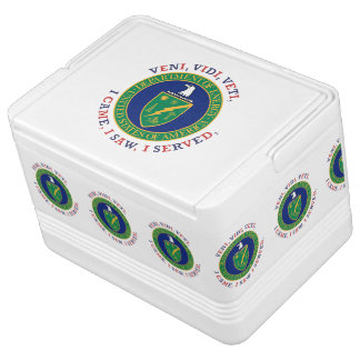 Department of Energy DOE VVV Shield Drink Cooler