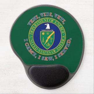 Department of Energy DOE VVV Shield Gel Mouse Pad