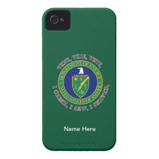 Department of Energy DOE VVV Shield iPhone 4 Case-Mate Cases